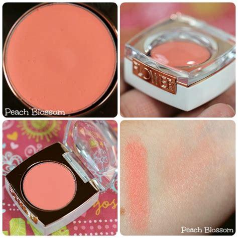 flower peach blossom win lose cream blush