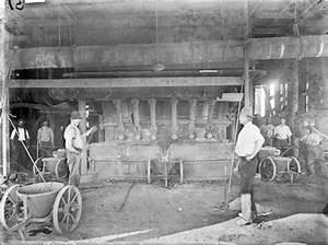 Water Jacket Blast Furnace  Nymagee Mine Ca  1900