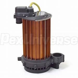 Liberty Pumps Ht450 Manual High Temperature Sump Pump
