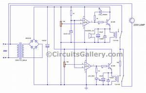 Voltage Stabilizer Circuit Diagram Ac Voltage With Low