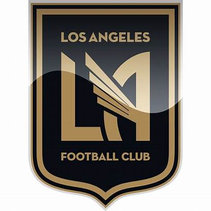Los Angeles Fc Football Logos