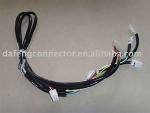 Electric Scooter Wiring Harness Wire Harness Electrical