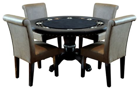 bbo the nighthawk table set with 4