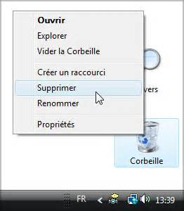 comment mettre la corbeille sur le bureau comment installer la corbeille sur le bureau 28 images