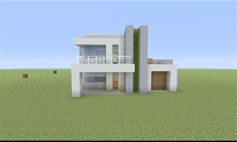 small modern house minecraft build cool minecraft houses