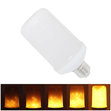 2pcs smd2835 led flame flickering effect light bulbs sales