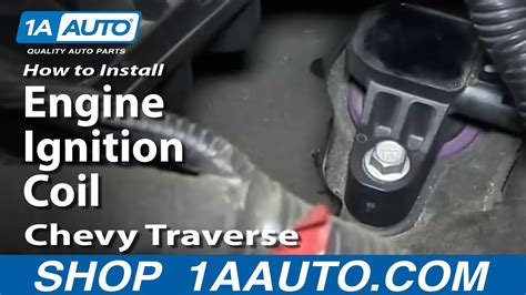 install replace engine ignition coil   chevy