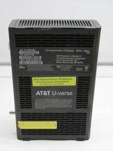 At U0026t U  Router Combo