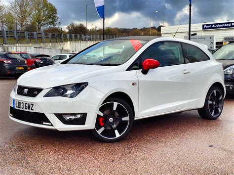 SEAT Ibiza Sport Coupe FR TSi 1.2 For Sale at Lifestyle ...