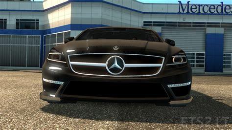 Mercedes C Class Estate Modification by Mercedes C Class Estate Ets 2 Mods