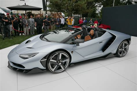 5 cool facts about the lamborghini centenario roadster automobile magazine