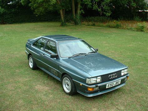 Legendary Cars Audi Quattro 1980 1991