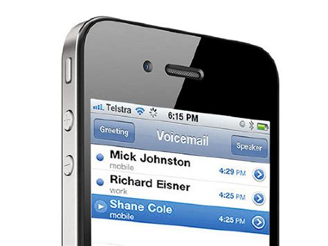 how to listen to voicemail on iphone adventures in great service and technology part 5