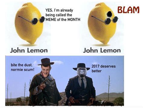 The Memes The Lemon Meme Is Back From The Dead