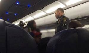 Four Middle Eastern passengers taken off plane after woman ...