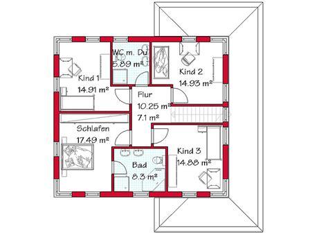 haus mit 4 kinderzimmern stadtvilla in massivbauweise bauen gse haus