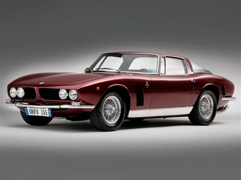 Five Gorgeous Cars You Probably Didn't Know Bertone Designed