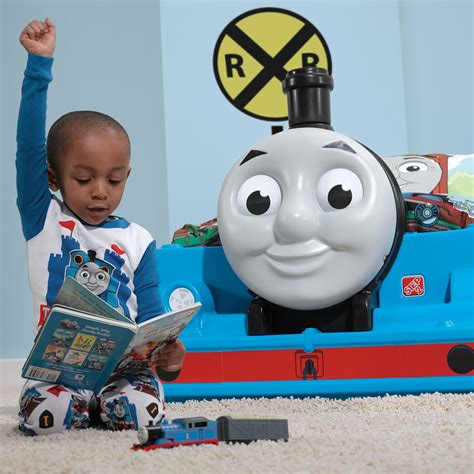 the tank engine toddler bed the bed step2