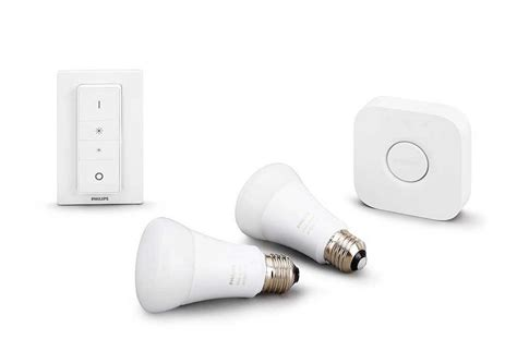 philips hue ambiance starter kit 187 gadget flow