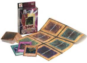 yu gi oh japanese gx starter deck card games