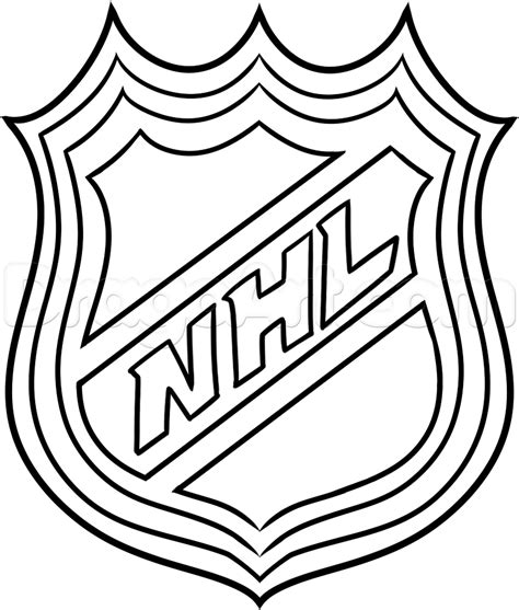 nhl coloring pages images of boston bruins logo coloring home