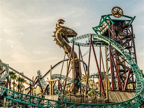 busch gardens new roller coaster new roller coasters in the us to check out this summer