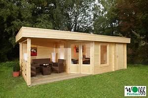 Gartenhaus Mit Flachdach : gartenhaus flachdach wolff maja mit terrasse ebay ~ Michelbontemps.com Haus und Dekorationen