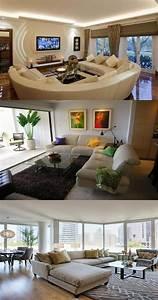 Condo, Living, Room, Decorating, Ideas