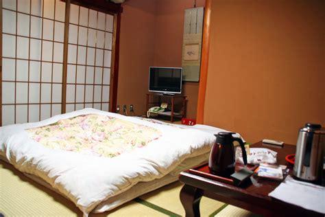 chambre japonaise traditionnelle cloison japonaise