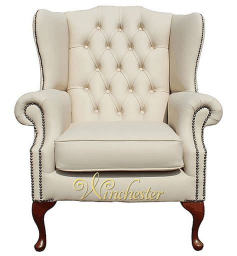 back chair uk chesterfield highclere flat wing high back wing