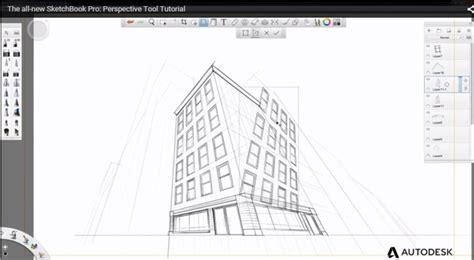 sketch design software sketchbook pro