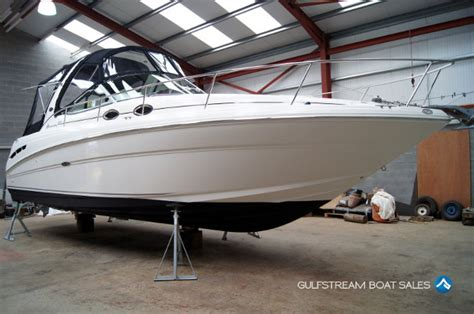 Diesel Speed Boats For Sale Uk by 2004 Sea 335 Sundancer Diesel Boat For Sale Uk And