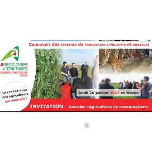 chambre agriculture 54 journée technique quot agriculture de conservation quot 26 janvier