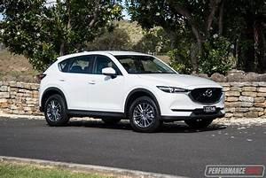 2017 Mazda CX-5 Maxx Sport review (video) | PerformanceDrive  White