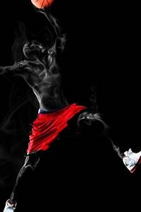 Abstract Basketball iPhone Wallpaper and iPod touch ...