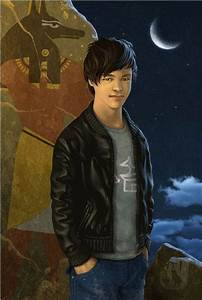 Anubis =o - The Kane Chronicles Photo (23817631) - Fanpop