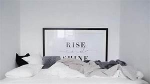 Schöne Bilder Fürs Schlafzimmer : die besten ideen f r die wandgestaltung im schlafzimmer ~ Indierocktalk.com Haus und Dekorationen