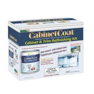 Insl X Cabinet Coat Reviews by Insl X Cabinet Coat 1 Gal Kit Includes White Trim And