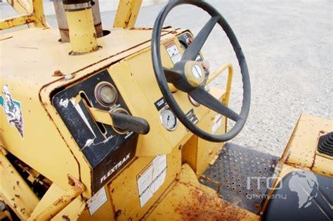 gebraucht roller händler gebrauchter cable plow vermeer flextrak 75