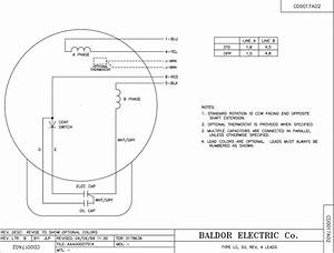 Electric Motor Wiring Question - Electrical