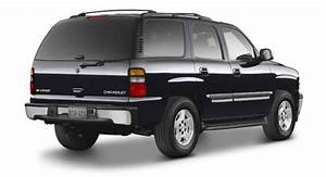 Chevy Tahoe 2000-06 Service Repair Manual