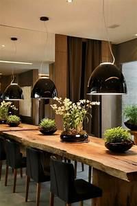 Petite Salle à Manger : voici la salle manger contemporaine en 62 photos chaise contemporaine salle manger et bois ~ Preciouscoupons.com Idées de Décoration