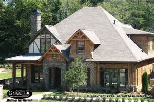 Surprisingly Mountain Craftsman Homes by Villyard Cottage House Plan 06224 Front Elevation