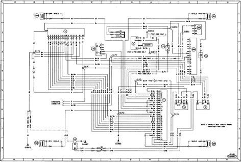 repair anti lock braking 1987 ford escort transmission control diagram 3b anti lock braking system models from 1987 to may 1989 wiring diagrams ford