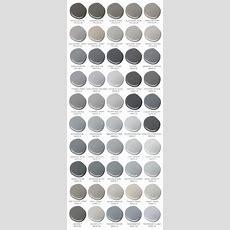 Colorfully, Behr  Behr's 50 Shades Of Grey