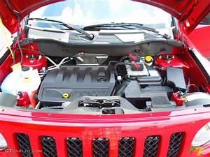 2012 Jeep Patriot Latitude 2 4 Liter Dohc 16