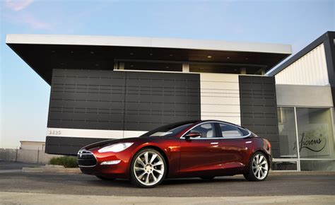 tesla model  resale    industrys   ceo