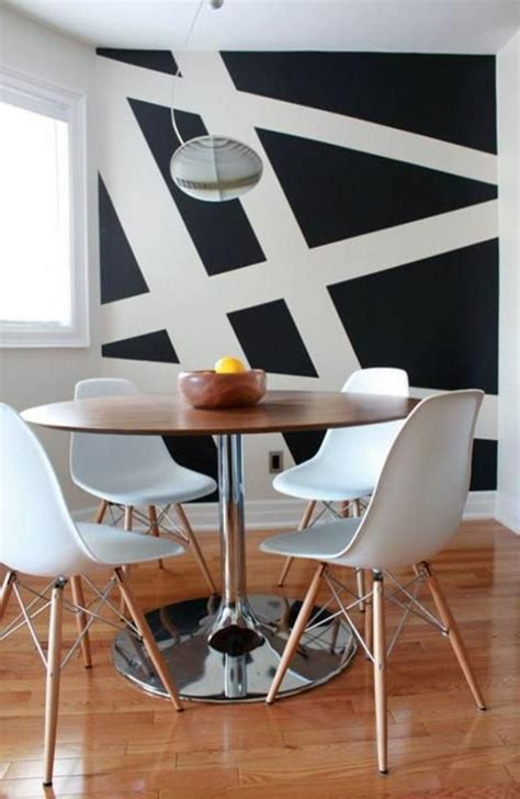 Wandgestaltung Wohnzimmer Muster by 35 Farbpaletten F 252 R Wandfarben Coole Wanddeko Und Muster