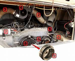 1972-1979 Vw Bus Type 4 Engine Photos And Parts