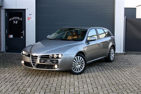 alfa romeo 159 sw alfa romeo 159 sw 3 2 v6 jts q4 distinctive kopen bij nf automotive